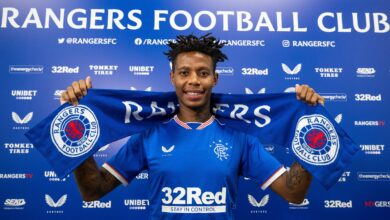 Bongani Zungu Officially Arrives in Ibrox As His Squad Number Is Released!