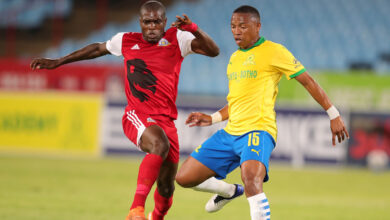 Photo of Manqoba Mngqithi Calls for Better Officiating as Mamelodi Sundowns Draw at Home!