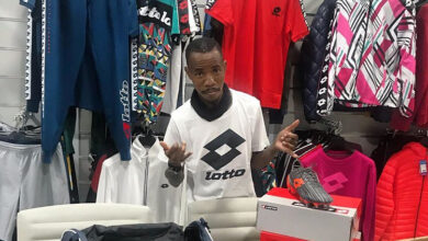 Photo of Joseph Molangoane Is Now A Lotto ZA Athlete!
