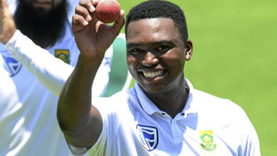 South Africa's Lungi Ngidi Joins the Roc Nation Family!