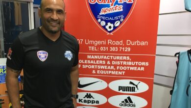 Photo of Former Player Delron Buckley Named Maritzburg United Caretaker Coach!