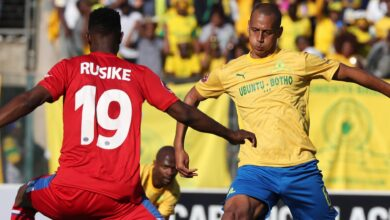 Photo of Wayne Arendse Being Forced Out of Mamelodi Sundowns?