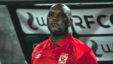Photo of Pitso Mosimane Thanks Rene Weiler As Al Ahly Wrap Up Egyptian Title!