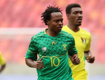 Percy Tau Still Hopes for A Premier League Career!