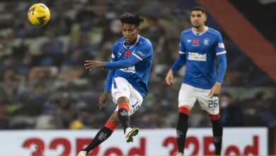 Photo of Bongani Zungu Makes His Rangers Debut in Staggering 8-0 Win!