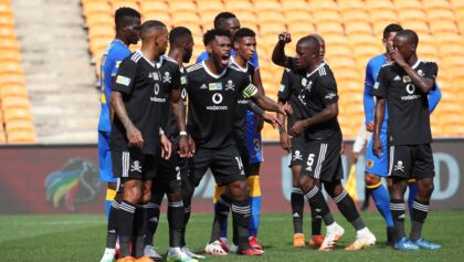 Thembinkosi Lorch Set to Miss 5 Weeks of Action After Sustaining Injury!