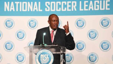 Dr Irvin Khoza Re-Elected Unopposed as NSL Chairman!