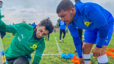 Grant Mageman Wants to Win His First Professional Trophy with Sundowns!
