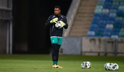 Itumeleng Khune Reacts to Negative Criticism Ahead of Sao Tome Clash!