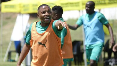 Photo of Andile Jali Channels the Spirit of Steve Komphela In These Quotes!