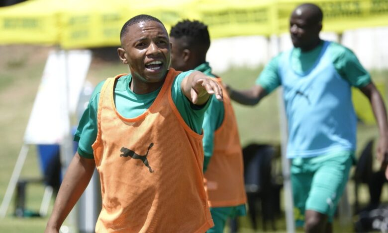 Andile Jali Channels the Spirit of Steve Komphela In These Quotes!