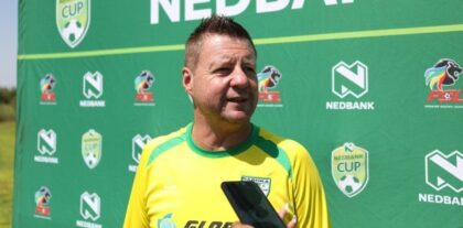 Moudy Mudzielwana Hopes Dylan Kerr's Experience Will Help the Team!