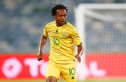 South Africa Sighs in Relief as Bafana Bafana Finally Win!