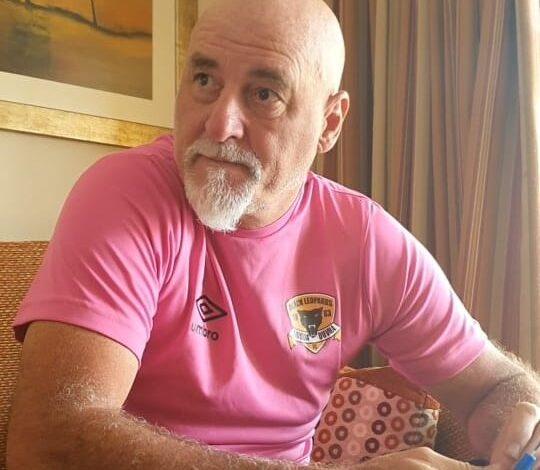 Patrick Aussems Sets the Record Straight with Black Leopards!