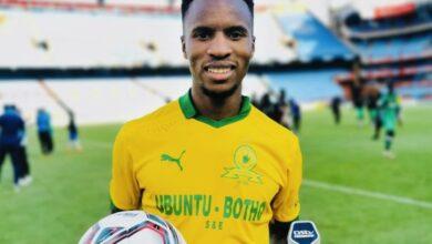 Photo of Themba Zwane's Hattrick Inspires Mamelodi Sundowns To Victory!