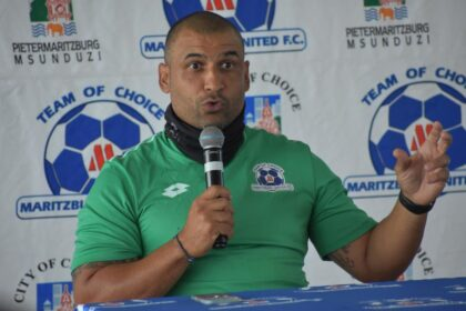 Former Player Delron Buckley Named Maritzburg United Caretaker Coach!