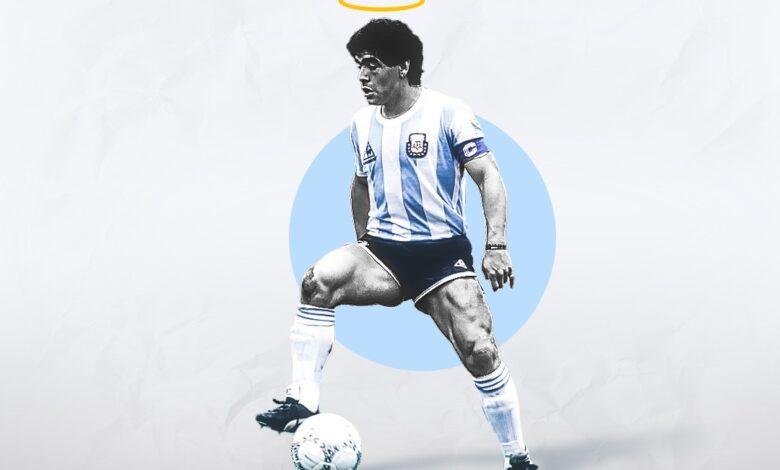 Football Clubs Mourn the Death of Diego Armando Maradona!