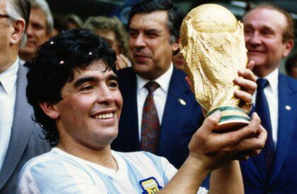 The Life & Times of The Great Diego Armando Maradona! (Pt. 1)
