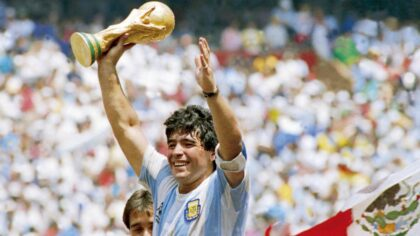 Diego Maradona In His Own Words & The Words of Others!