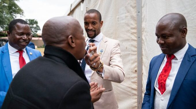 Tiyani Mabunda Supports the Bushiri's As They Receive Bail!