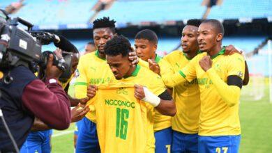 Photo of Manqoba Mngqithi Says Sundowns Will Dedicate 16 Matches To Ngcongca!