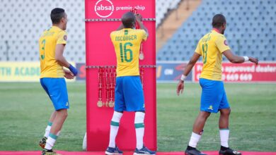 Photo of Mamelodi Sundowns Set To Retire The Number 16 Shirt!