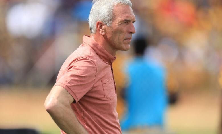 Ernst Middendorp Confident That Maritzburg United Will Turn Things Around!