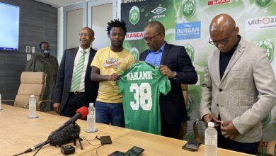Photo of Phakamani Mahlambi Joins AmaZulu on Season-Long Loan Deal!