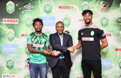 AmaZulu Sign New General Manager In Addition To New Players!