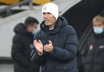 Zinedine Zidane Says He Will Not Resign From Real Madrid!