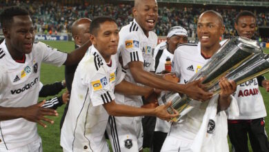 Daine Klate Believes That Orlando Pirates Can Claim MTN 8 Victory!