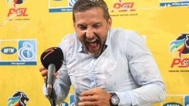 Photo of Josef Zinnbauer Excited to Finally Claim A Title for Orlando Pirates!