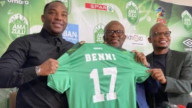 Benni McCarthy Is Back in The PSL 18 Area!