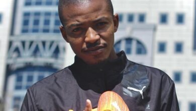 Photo of Thapelo Morena Shows Off the Latest Puma Ultra!