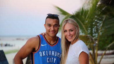Matthew Rusike Continues To Enjoy A Happy Relationship With His Partner!