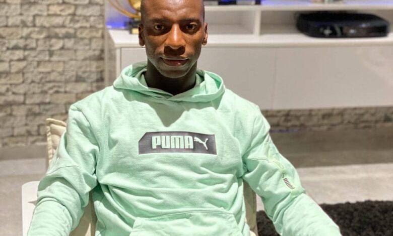 Musa Nyatama Shows Off The Latest Puma Future Z Boots!