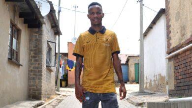 Top 5 Pictures of Joseph Molangoane in His Hometown Gomora!