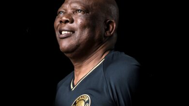 """Photo of The Football Fraternity Mourns the Death of Johannes """"Ryder"""" Mofokeng!"""