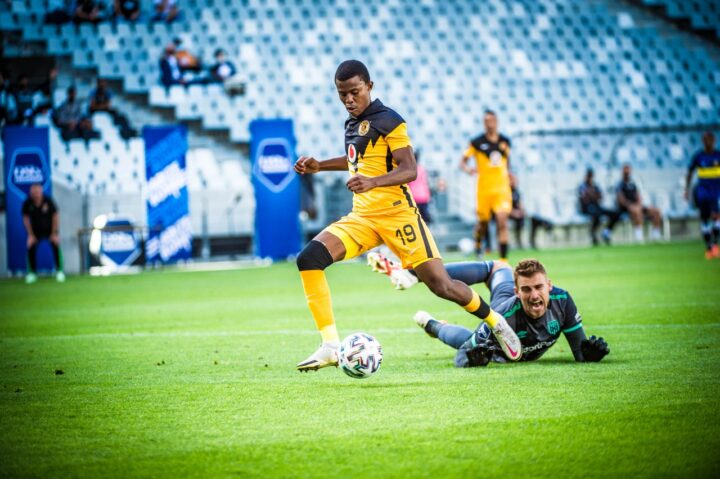 Agay Looking To Make It 3 Wins in a Row for Kaizer Chiefs