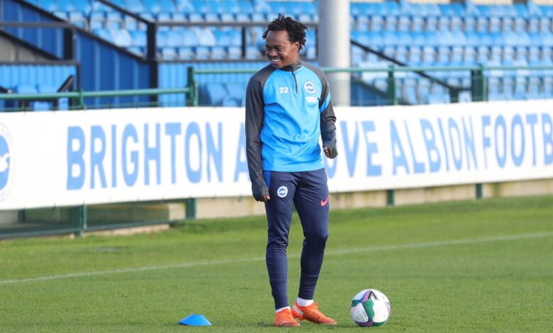 Percy Tau Finally Able to Kick Start His Premier League Career!