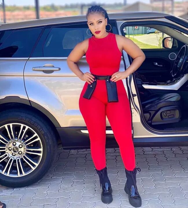 5 Things You Need to Know About Khama Billiat's New Wife!