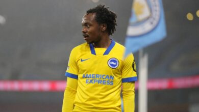 Photo of Percy Tau Makes Impressive Premier League Debut Against Manchester City!