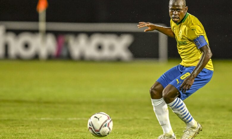 Hlompho Kekana Expects Tough Game against Bloemfontein Celtic!