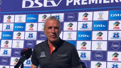Ernst Middendorp Aims To Make The Most Of The Week!