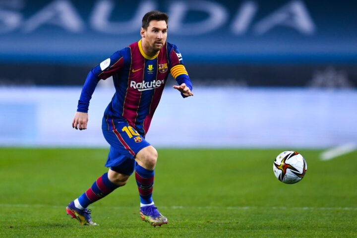 PSG Are Trying To Sign Lionel Messi! - Leandro Paredes