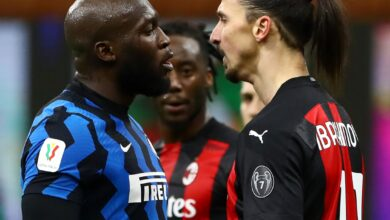 Zlatan Ibrahimovic Denies Any Racism Snipes At Romelu Lukaku!
