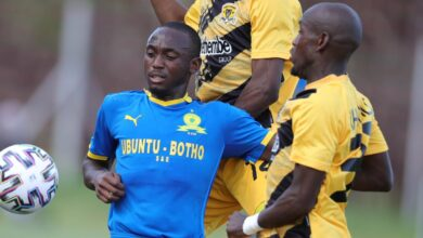 Lehlohonolo Seema Unhappy With Leopards' Last Minute Goal Concession!