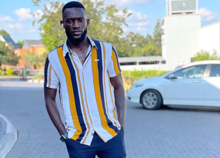 Augustine Mulenga Continues To Serve Great Fashion Looks!