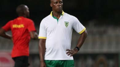 Mandla Ncikazi Proud Of His Team After 0-0 Draw In Orlando!