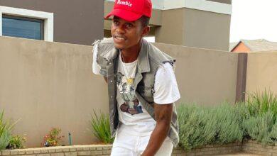 Menzi Masuku Has Got An Eye For Designer Clothes!
